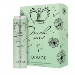 Divage Fashion - Touch Me Edt Nat Spray 20 Ml - 970334898