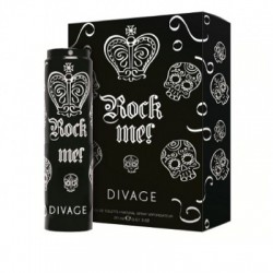 Divage Fashion - Rock Me Edt Nat Spray 20 Ml - 970334811
