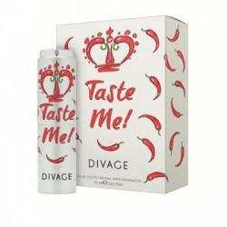 Divage Fashion - Taste Me Edt Nat Spray 20 Ml - 970334886