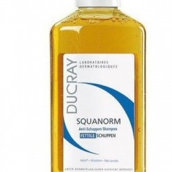 Ducray - Squanorm Forfora Grassa Shampoo 200 Ml - 926063292