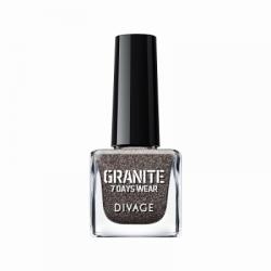 Divage Fashion - Nail Polish Granite 10 (Marrone) - 927303139