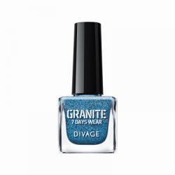 Divage Fashion - Nail Polish Granite 05 (Blu) - 927303089