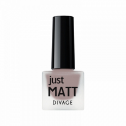 Divage Fashion - Nail Polish Just Matt 18 (Tortora) - 927303014