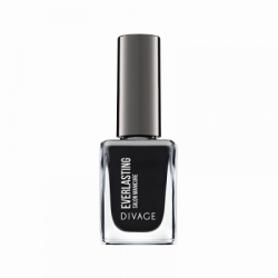 Divage Fashion - Nail Polish Everlasting 24 (Nero) - 927303572