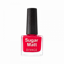 Divage Fashion - Nail Polish Sugar Matt 05 (Fucsia) - 927303281