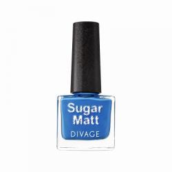 Divage Fashion - Nail Polish Sugar Matt 07 (Blu) - 927303305