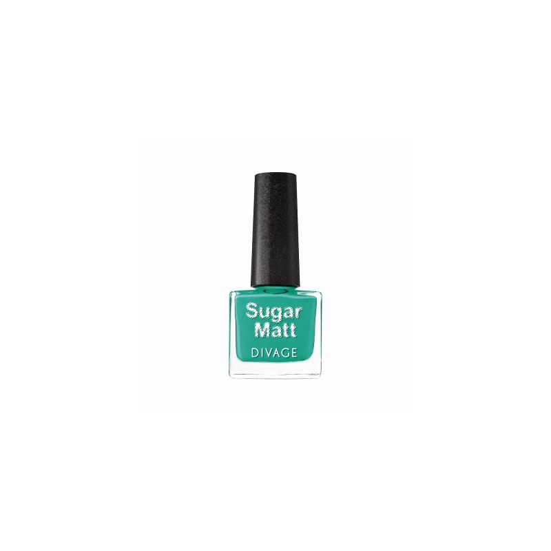 Nail Polish Sugar Matt 08 (Verde)