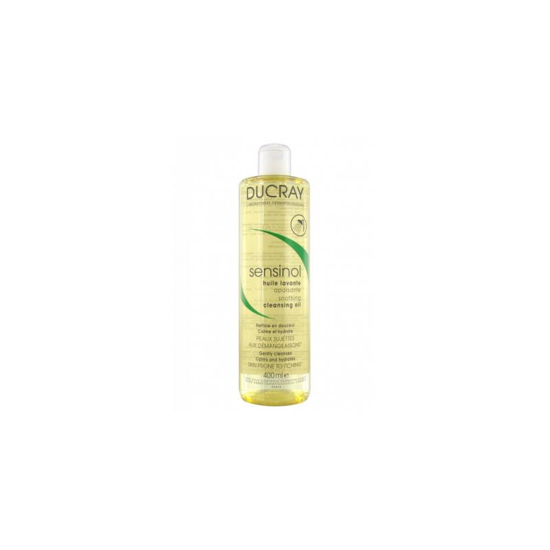 Ducray - Sensinol Olio Corpo 400 Ml - 927288086