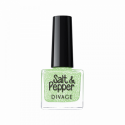 Divage Fashion - Nail Polish Salt & Pepper 02 (Verde) - 927303659