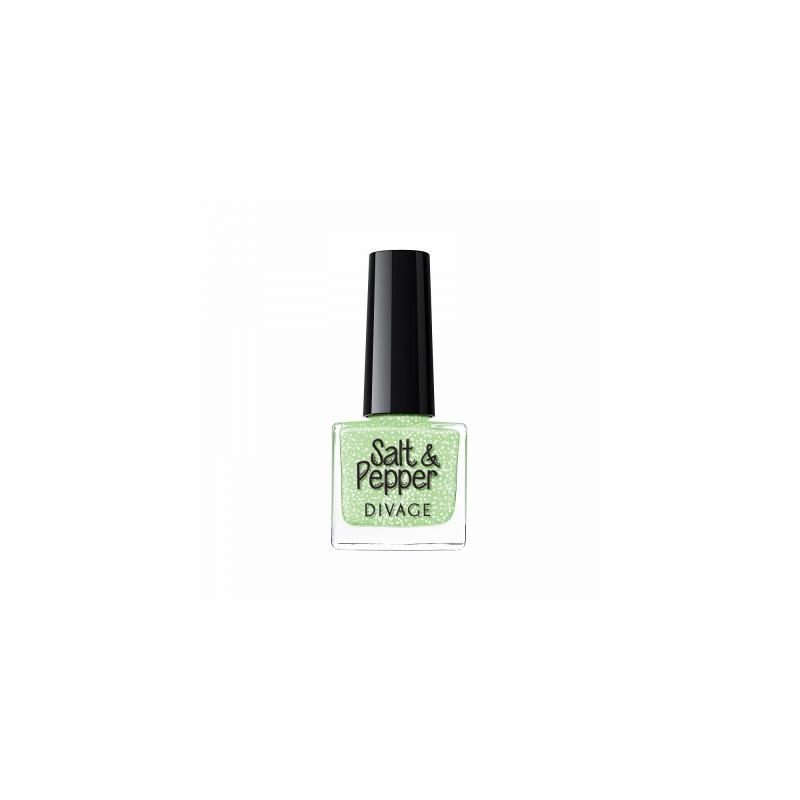 Nail Polish Salt & Pepper 02 (Verde)