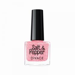Divage Fashion - Nail Polish Salt & Pepper 03 (Rosa) - 927303661