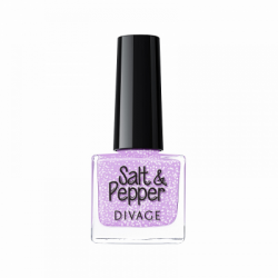 Divage Fashion - Nail Polish Salt & Pepper 04 (Lilla) - 927303673