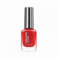 Divage Fashion - Nail Polish Everlasting Gel-based 02 (Rosso) - 927303596