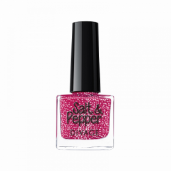 Divage Fashion - Nail Polish Salt & Pepper 08 (Porpora) - 927303711