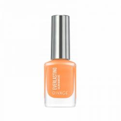 Divage Fashion - Nail Polish Everlasting 15 (Arancione) - 927303483