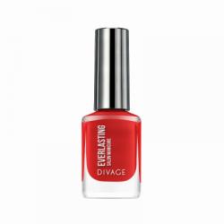 Divage Fashion - Nail Polish Everlasting 18 (Rosso) - 927303519