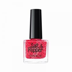 Divage Fashion - Nail Polish Salt & Pepper 09 (Rosso) - 927303723
