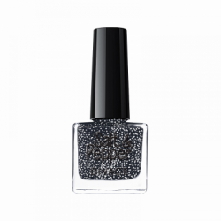Divage Fashion - Nail Polish Salt & Pepper 10 (Nero) - 927303735