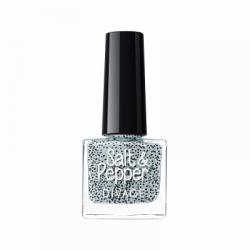 Divage Fashion - Nail Polish Salt & Pepper 11 (Azzurro-grigio) - 927303747