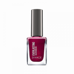Divage Fashion - Nail Polish Everlasting 04 (Bordeaux) - 927303370