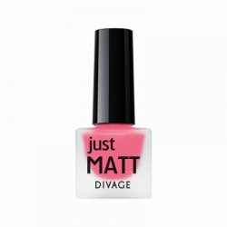 Divage Fashion - Nail Polish Just Matt 05 (Fucsia) - 927302885