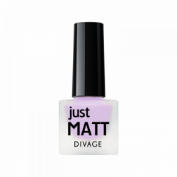 Divage Fashion - Nail Polish Just Matt 06 (Lilla) - 927302897