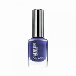 Divage Fashion - Nail Polish Everlasting Gel-based 06 (Blu) - 927303634