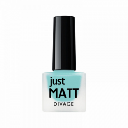 Divage Fashion - Nail Polish Just Matt 12 (Azzurro) - 927302950