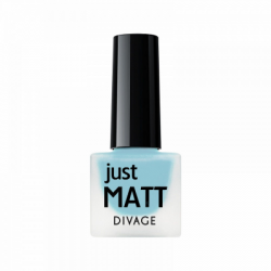 Divage Fashion - Nail Polish Just Matt 13 (Celeste) - 927302962
