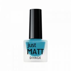 Divage Fashion - Nail Polish Just Matt 14 (blu) - 927302974