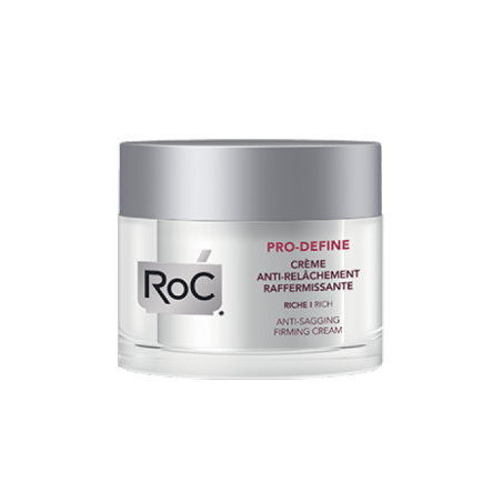 Roc Aa Prodefine Antirilassamento Ricca 50 Ml