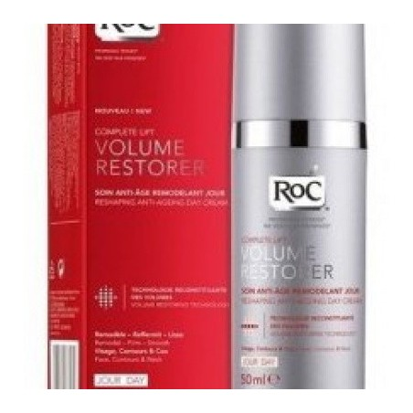 Roc Anti Eta' Volume Restorer Giorno 50 Ml
