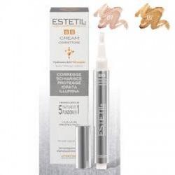 Estetil - Estetil Bb Cream Correttore Illuminante Borse E Occhiaie 2 Penna 2,5ml - 931595060
