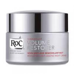 Roc - Roc Complete Volume Restorer Crema Notte Anti Eta' Rimodellante 50ml - 922764434