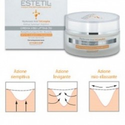 Estetil - Estetil Crema Viso Lifting 3d 50 Ml - 932462587