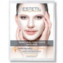 Estetil - Estetil Maschera Idratante Acido Ialuronico 17 Ml - 930171347