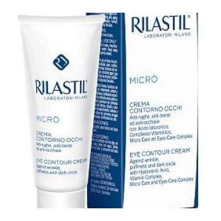 Rilastil Micro Crema contorno occhi 15 ml