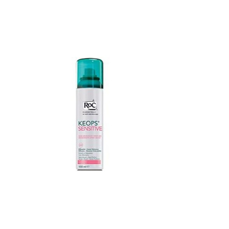 Roc - Roc Keops Deodorante Spray Secco Pelle Fragile 150 Ml - 920058738