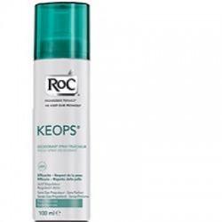 Roc - Roc Keops Deodorante Spray Fresco 100 Ml - 901853438