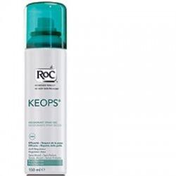 Roc - Roc Keops Deodorante Spray Secco 150 Ml - 902282387