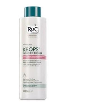 Roc Keops Doccia Crema Nutriente 400 Ml