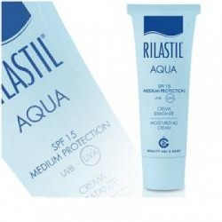 Rilastil - Rilastil Aqua Uv Spf 15 crema 50 ml - 912274798