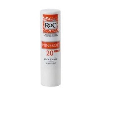 Roc Minesol Stick Solare spf 20