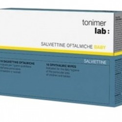 Tonimer - Tonimer Lab Salviette Oftalmiche 16 Pezzi - 934853540