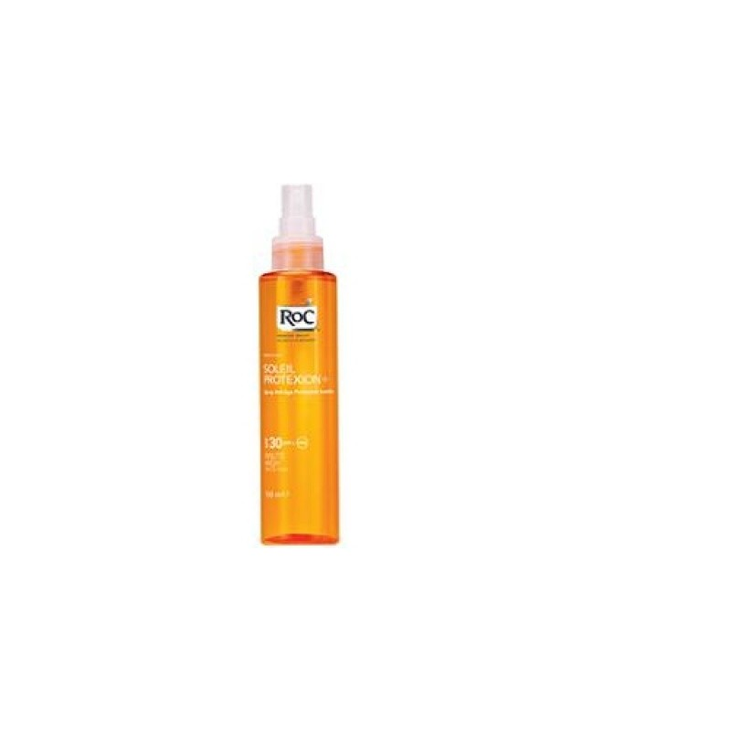 Roc Solari Sp+ Spray Protezione Invisibile Wet Skin Spf 30 150 Ml