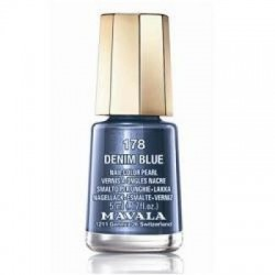 Mavala - Minicolor 178 Denim Blue 5 ml - 921715088