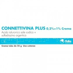 Fidia Farmaceutici - Connettivina Plus Crema 25g - 028440030