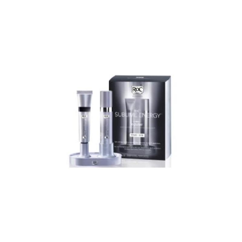 Roc - Roc Sublime Energy E-Pulse Eye Confezione Regalo 2 x 10ml Anti-Aging Crema - 930373156