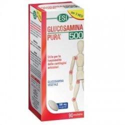 Esi - Glucosamina Pura 500 90 Ovalette - 938165178