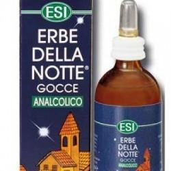 Esi - Erbe Della Notte Gocce Analcolico 50 Ml - 900837550